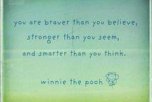 Favorite Quotes / by Gretchen Nichols