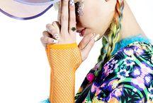 fearlesscolors / by Pierina Diez