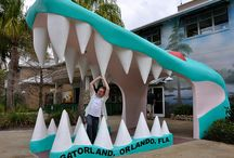 Places to Visit / Vacation destinations: some retro, some tacky, mostly awesome / by Jill Edge