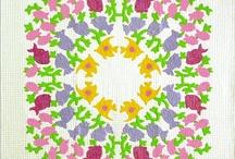 Hawaiian Quilts / by Patti Rusk