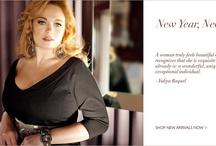 My Plus Size Style / Plus is sexy! / by Eva Barnett