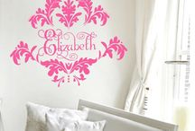 Idea's for Gabrielle's room / by Opal Hardy