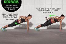 NTC (Nike Training Club) / by Sandra Raju