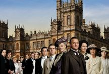 downton abbey / by Holly Fryling