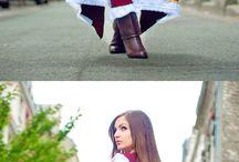 Costume ideas / by Rebecca Fanjoy