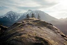 mountian top / by Kathy Moriarity