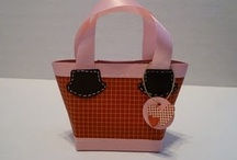 paper purses, baskets and containers / by Susan Harwell Hendrick