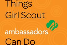 Ambassadors / Fun ideas for Ambassadors... / by Girl Scouts of Greater New York