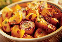 Veggies:  Sweet Potatoes / by Jan Stamm