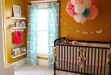 Kids Rooms / by Jackie Goebel