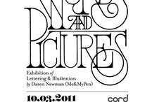Typography / by Moomin Foo