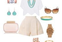 Fashion ideas / by Nicole Anderson