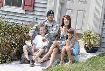 Military Families / by Sue Harden
