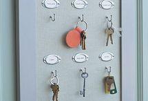 Organize / by Ruth Zahler