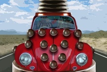 Daleks / Supreme Beings! / by Kevin Mitnik