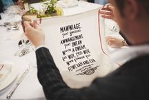 Dream-on Wedding ideas / by Lauren Beckwith