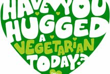 I'm a Vegetarian / by Wendy Hammer