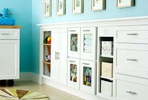 Playroom Storage Ideas / by Tangible Pursuits