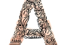Art Lettering / by Cynthia Winter