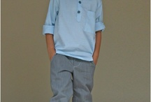 Boys summer wardrobe / by Katie McNeill