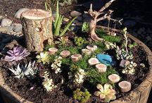 Fairy Garden / by Blackbird Adventures