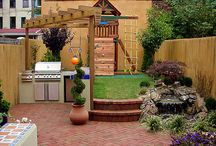 Backyard ideas / by Kelly Huynh