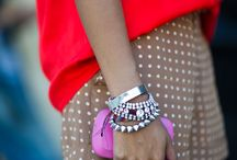 An accessories junkie. / by Donna McClain