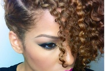yes, it's my hair / for the naturalistas like me... / by Nicka Smith