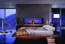 Dream bedrooms / by Jennifer Moehl