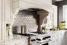Killah Kitchens / I could cook up a storm in these kitchens! / by Melanie Blasel