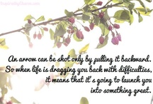 Quotes / by Candace Baker