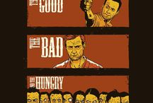 The Walking Dead / TV Show / by Frank Wuzzardo