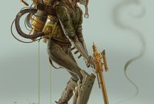 Steam punkery / by Alison Collopy Carlson