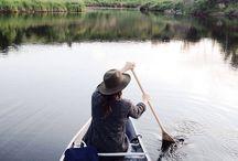 Paddle / by Summer Elizabeth-Ann
