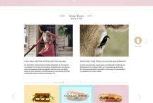 Web designs / by Erica Geppi