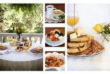 Romantic Inns in Savannah Food / by Romantic Inns of Savannah