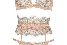 Beauty lingerie / Undergarments / by Jennifer Poe