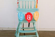 1st Birthday Ideas  / by Kristine Bishop
