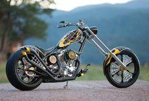 rides motorcycles / by Karen Roberts