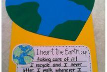 Earth day / by Nancy Johnston