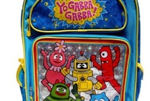Obsession with Yo Gabba Gabba / by Laura Stephens
