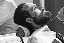Tonsorial Arts / Hair, beards, style, hair, beards, attire, hair, beards ....... / by Christopher Mitchell