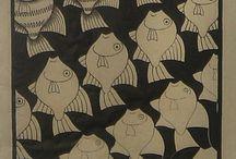 Escher / by Sharla Hicks