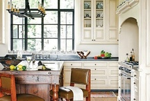 kitchens / by LENA DANIELS