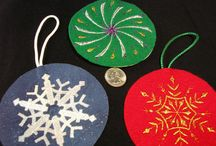 Ornaments / by Lori Peterson-Moriarty