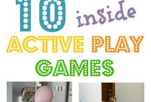 activities for kids / by Tamara Frances