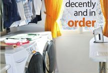 Laundry Room / by Heather Knox