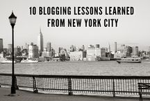 Bloggers Tool Box / Resources for Bloggers / by The NYC Talon