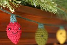 Crochet - Christmas / by Kelly Davis