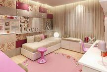 Kid's Room / by Ayah Jwayyed-Itayem